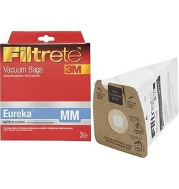 "Electrolux Envirocare Sanitaire/Eureka Style ""MM"" Bag - 3pk"