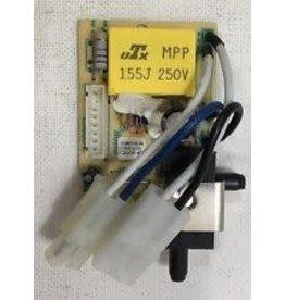 Electrolux Electrolux Manuel Board for REL 7020 Oxygen