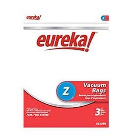 """Electrolux Eureka Style """"Z"""" Bag (3pk)"""