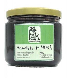PAK Mermelada de Mora 300gr