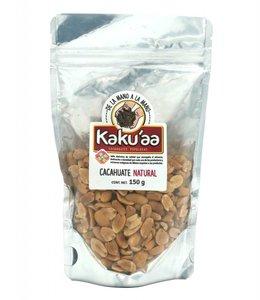 Kaku'aa Cacahuate Natural 150g