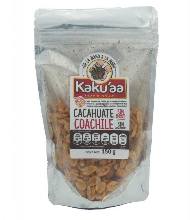 Kaku'aa Cacahuate Coachile 150g