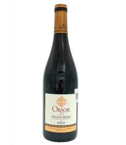 Ortas Orior Côtes du Rhône 750ml
