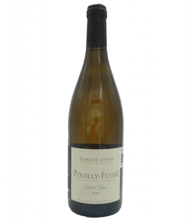 Domaine Gonon Pouilly Fuissé Vieilles Vignes