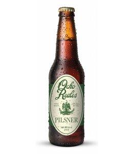 8Reales Cerveza Ocho Reales Lager Clara Botella 355 ml