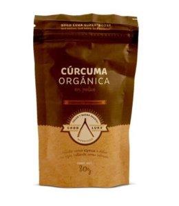 Good Luka Cúrcuma Orgánica en Polvo 80 mg.