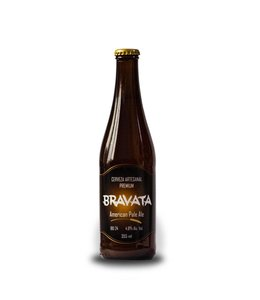 Bravata Cerveza Bravata American Pale Ale 355 ml.