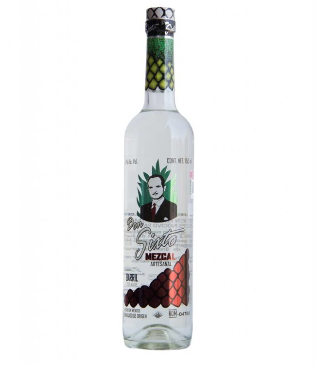 Don Sixto Mezcal Don Sixto Barril 750ml.