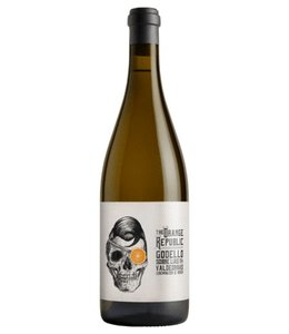 Casa Rojo The Orange Republic, Godello 750ml.