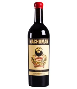 Casa Rojo Macho Man, D.O. Jumilla 750ml.