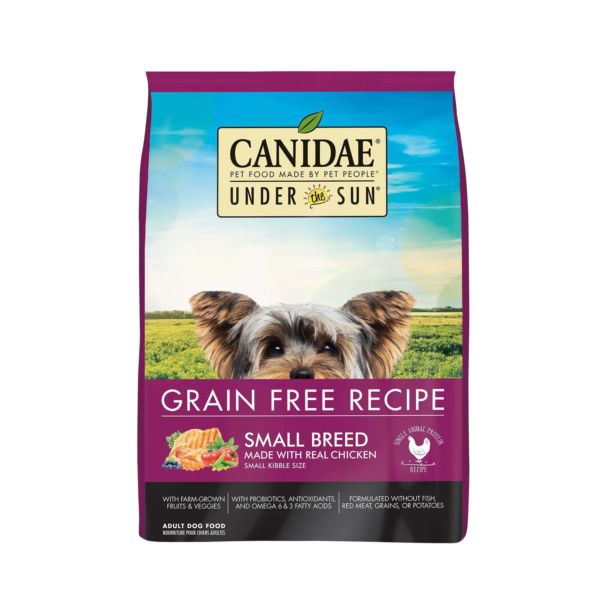 Canidae Under the Sun Small Breed GF Dog Food