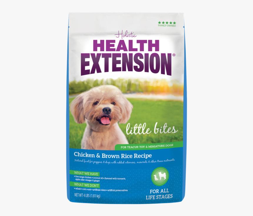 Health Extension Little Bites Chicken & Brown Rice Dog Food