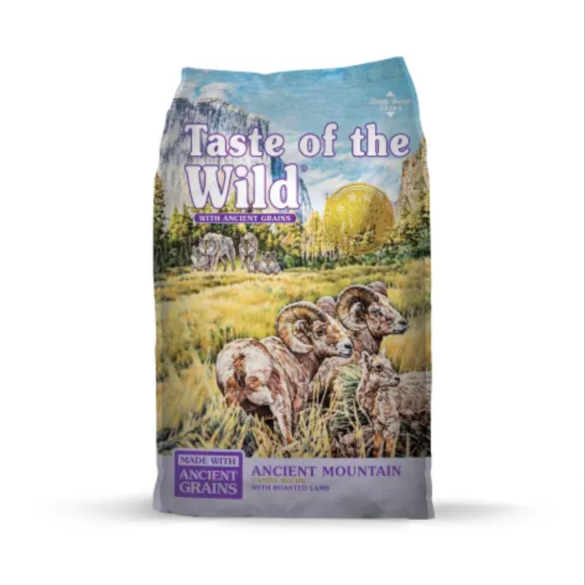 TASTE OF THE WILD Ancient Mountain With Grains Dog Food