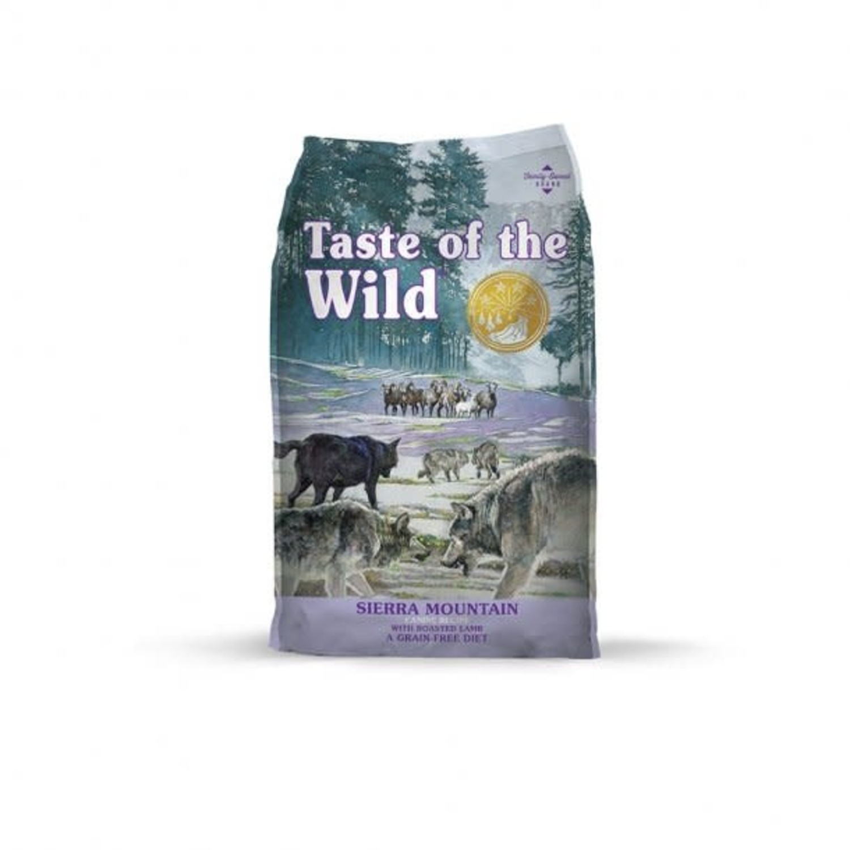 TASTE OF THE WILD Sierra Mountain GF Dog Food