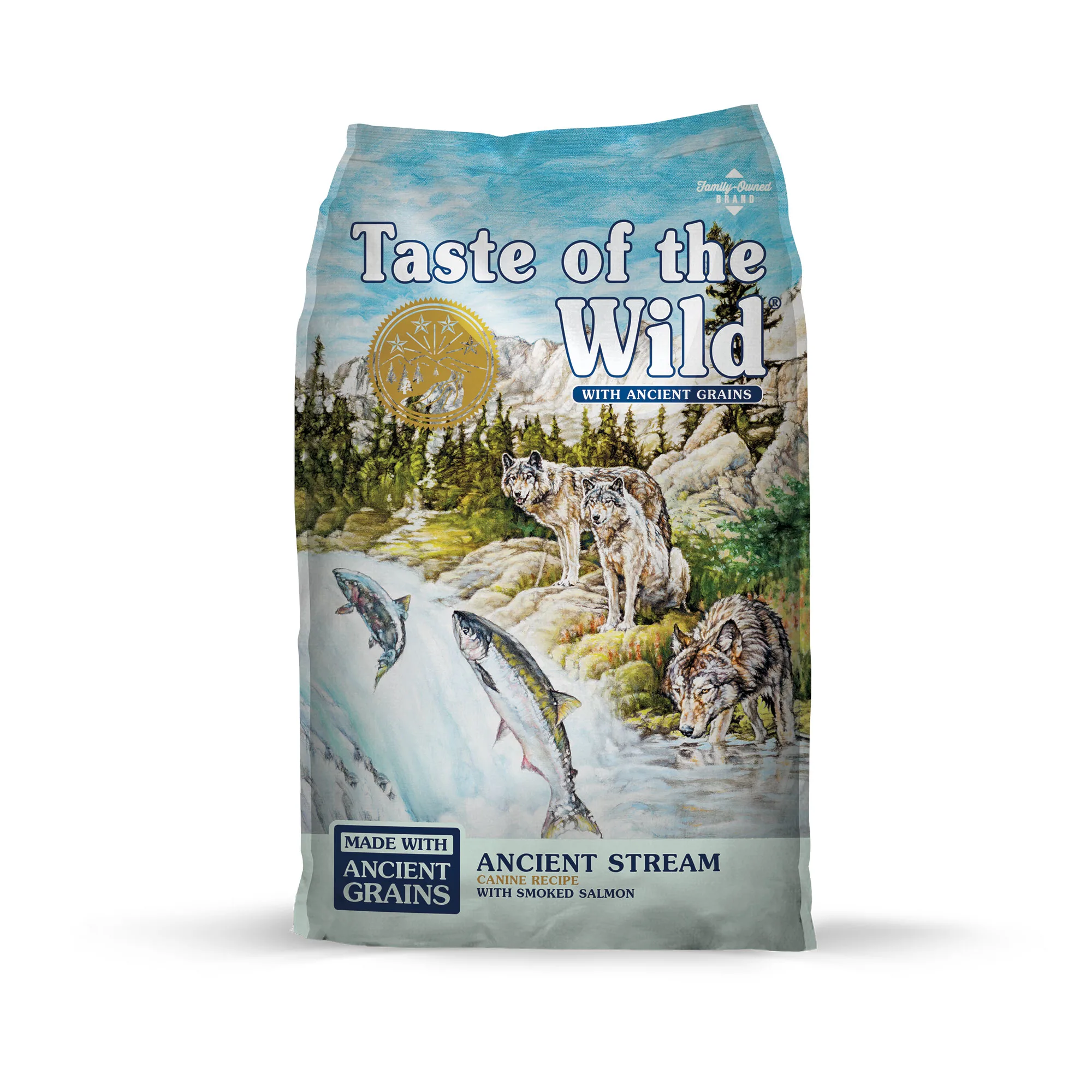 TASTE OF THE WILD Ancient Stream  with Grains Dog Food