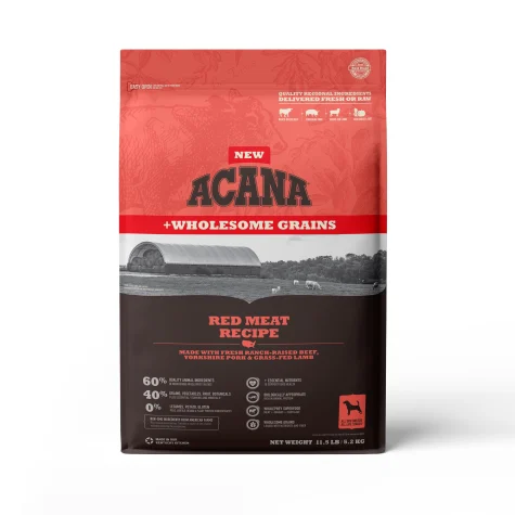 Acana Red Meat Wholesome Grains Dog Food