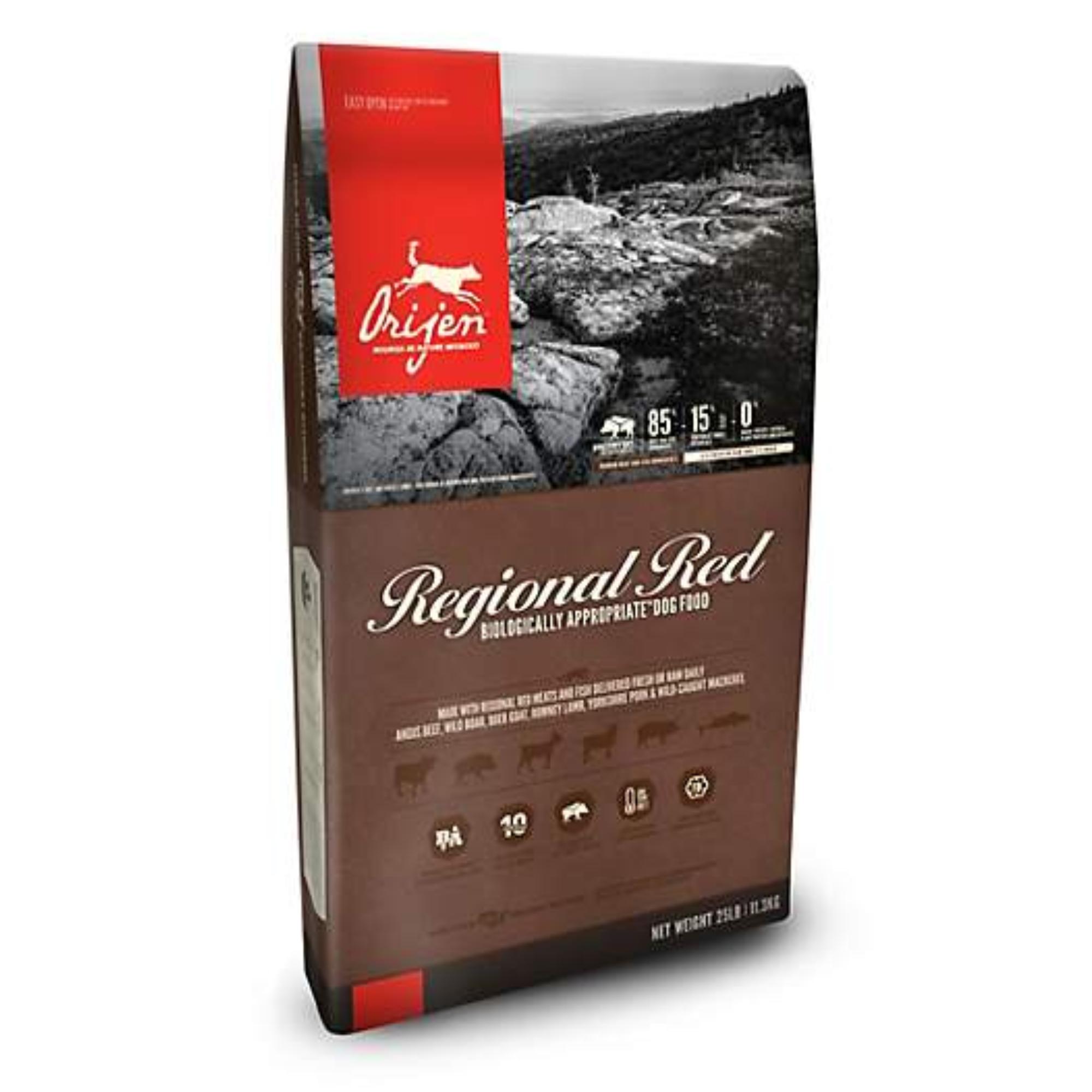 Orijen Regional Red GF Dog Food