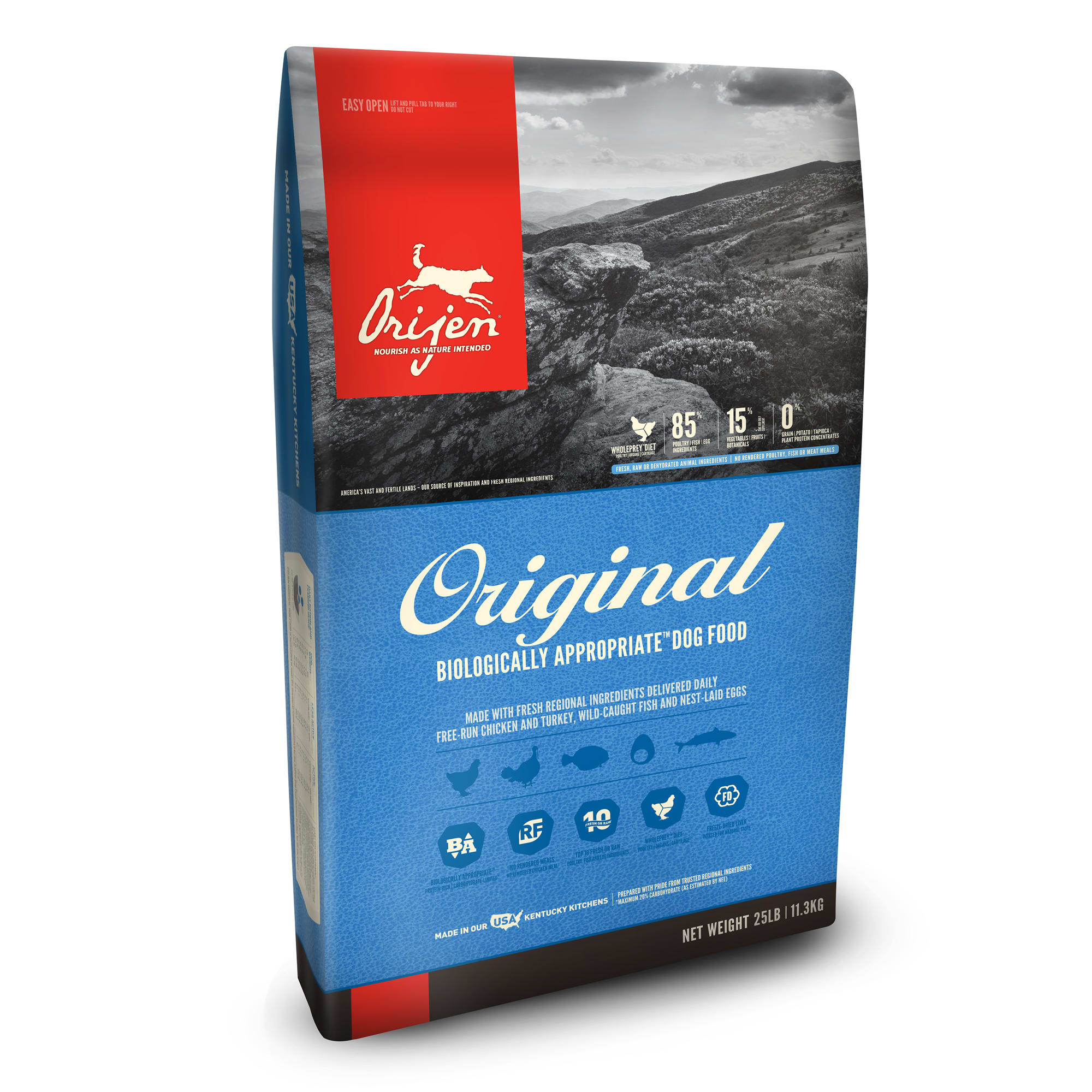 Orijen Original GF Dog Food