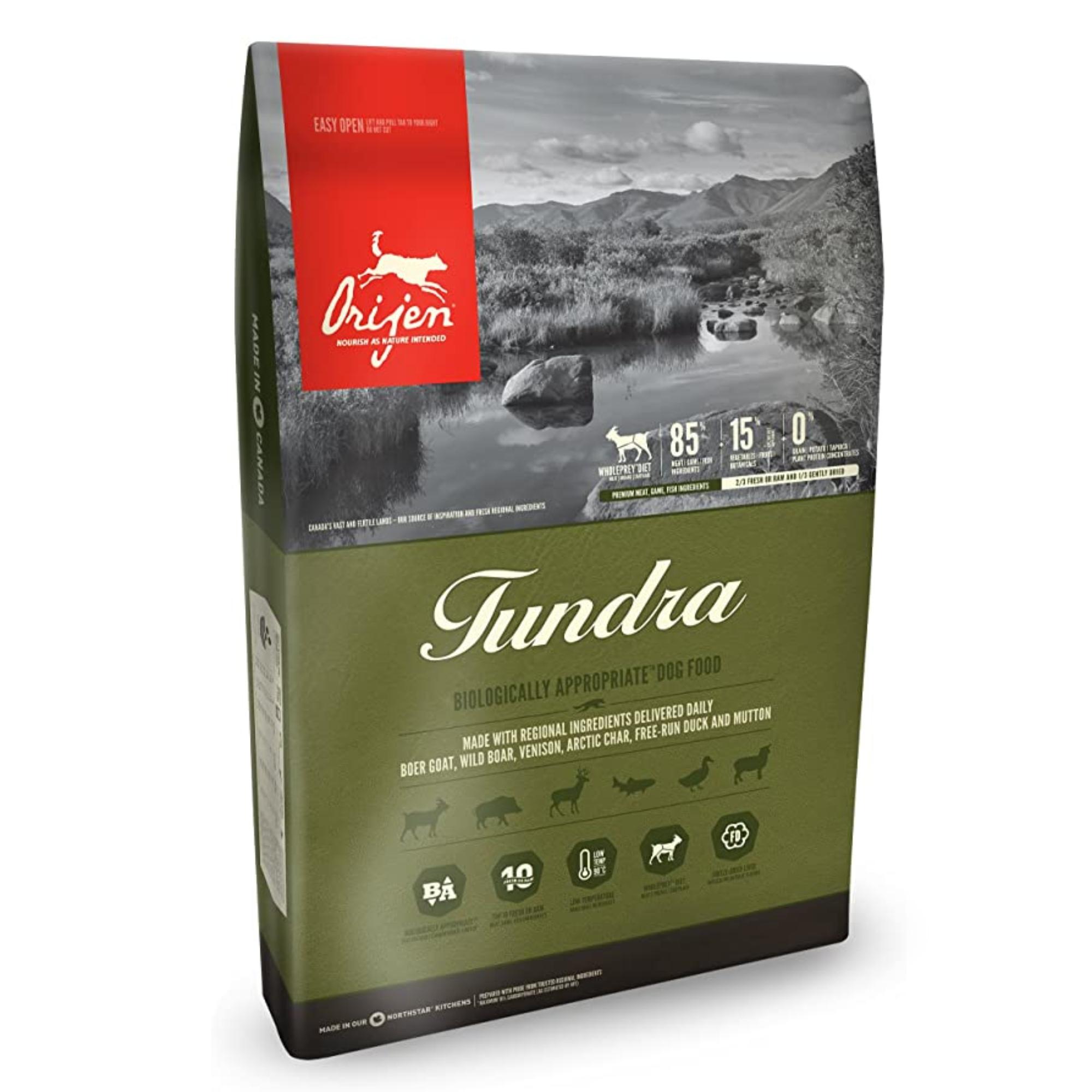 Orijen Tundra GF Dog Food
