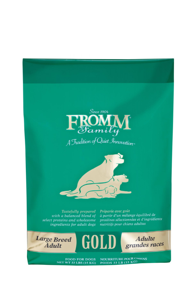 Fromm Gold Large Breed Dog Food