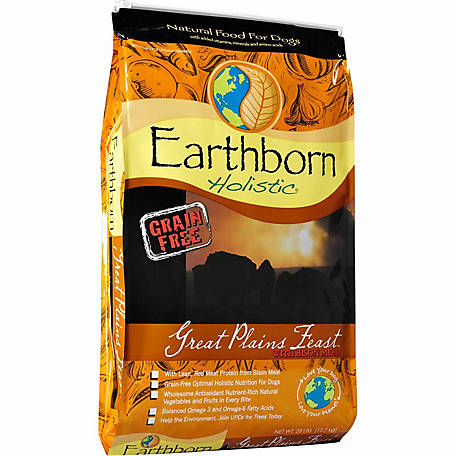 EARTHBORN Great Plains Feast GF Dog Food