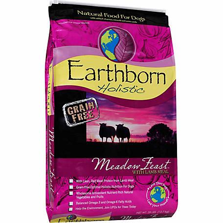 EARTHBORN Meadow Feast GF Dog Food