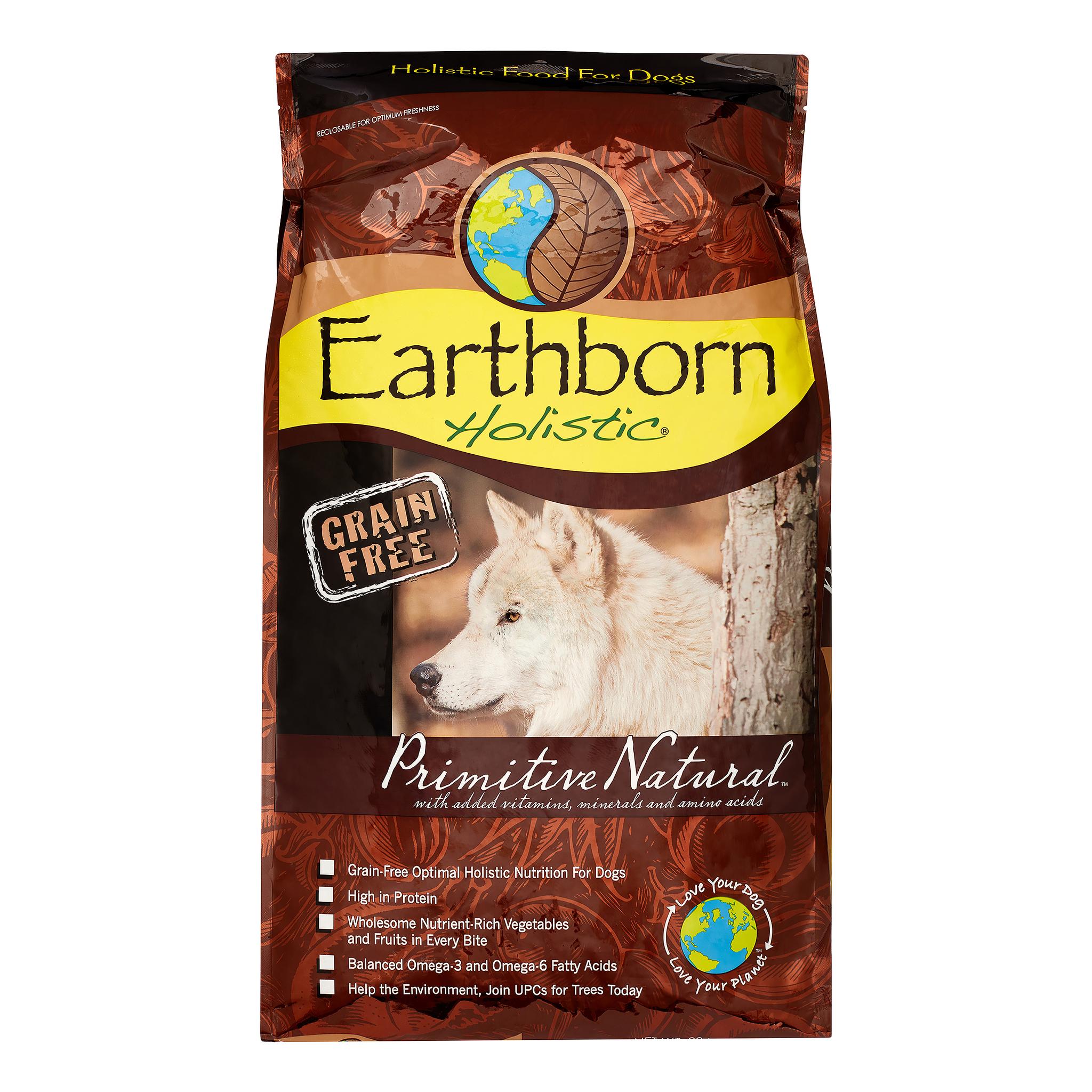 EARTHBORN Primitive Natural GF Dog Food