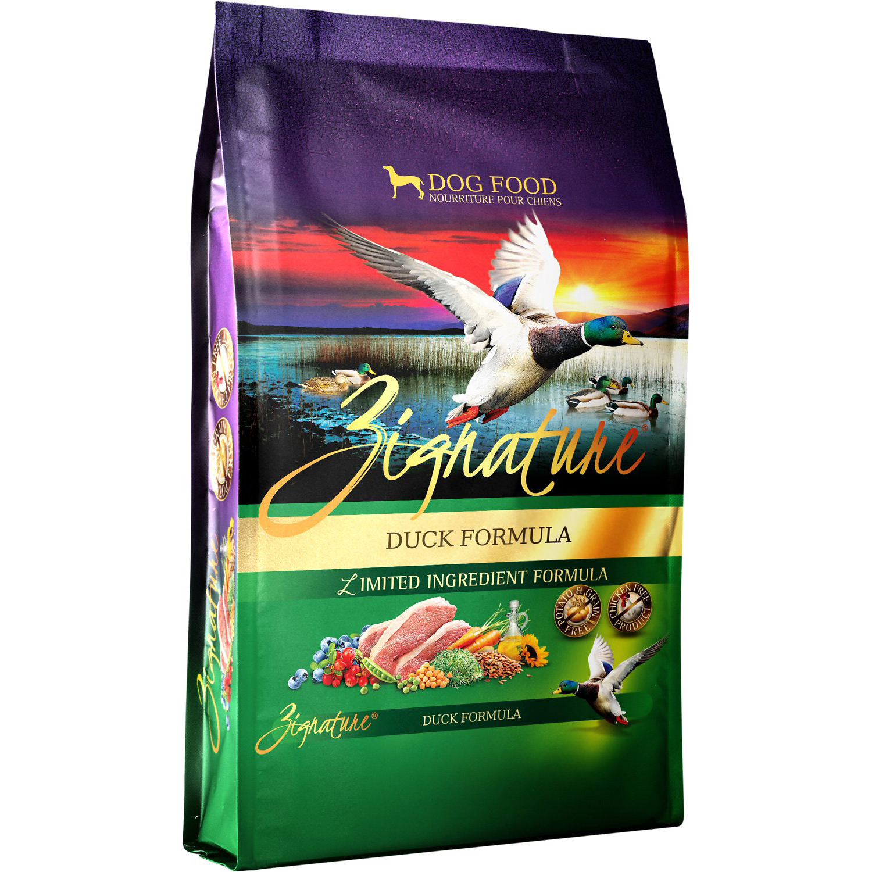 Zignature Duck GF Dog Food