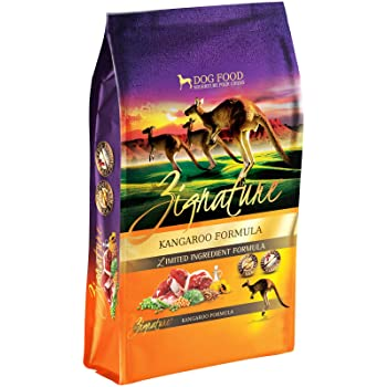 Zignature Kangaroo GF Dog Food