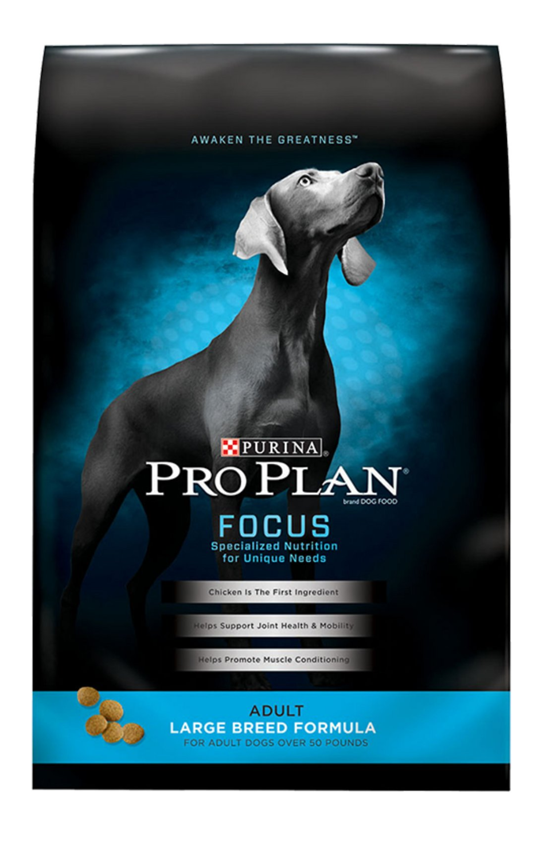 NESTLE PURINA PETCARE Focus Adult Large Breed Dog Food