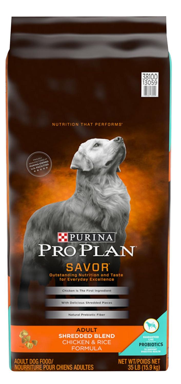 NESTLE PURINA PETCARE PP Savor Chicken & Rice Dog Food