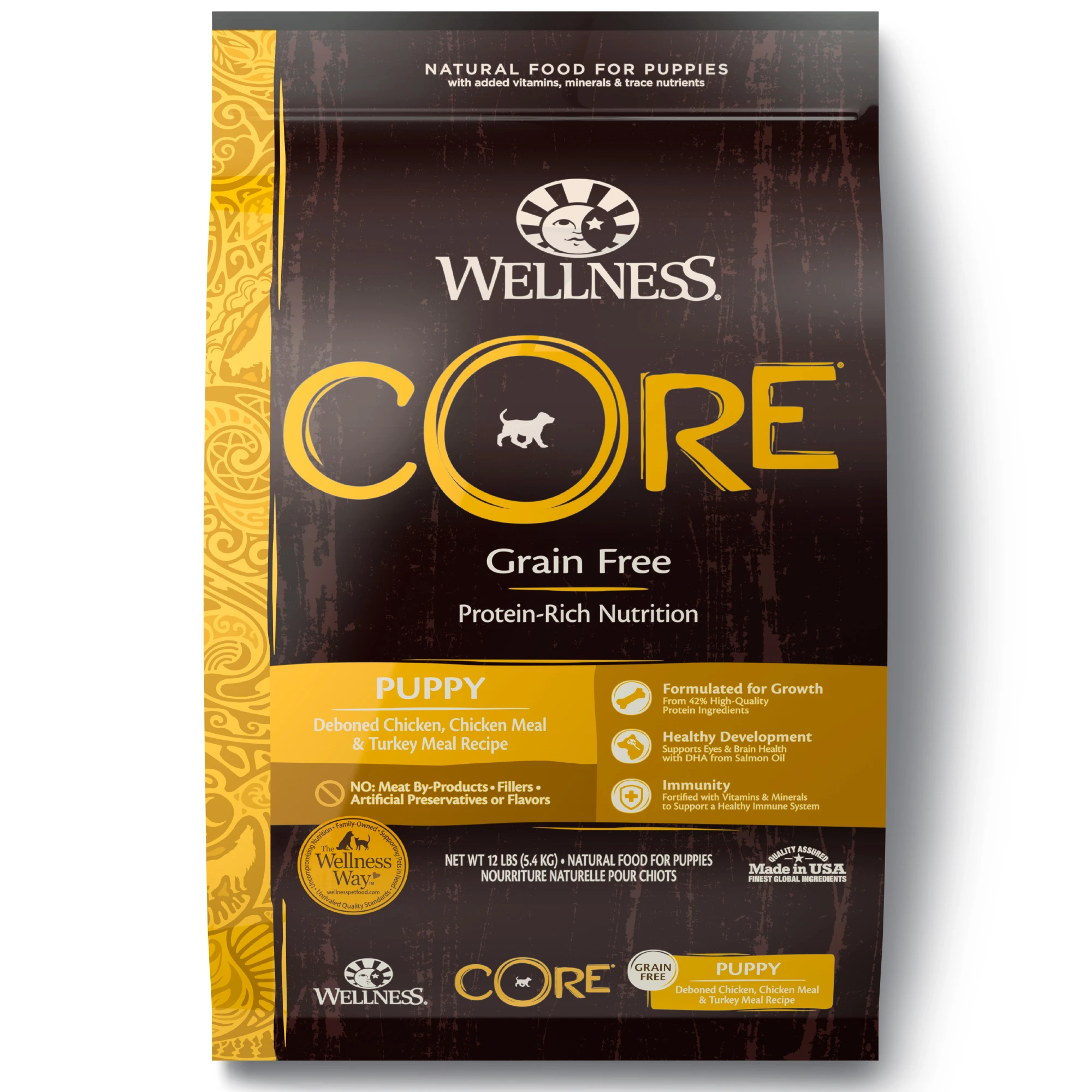 Wellness Core GF Puppy Dog Food