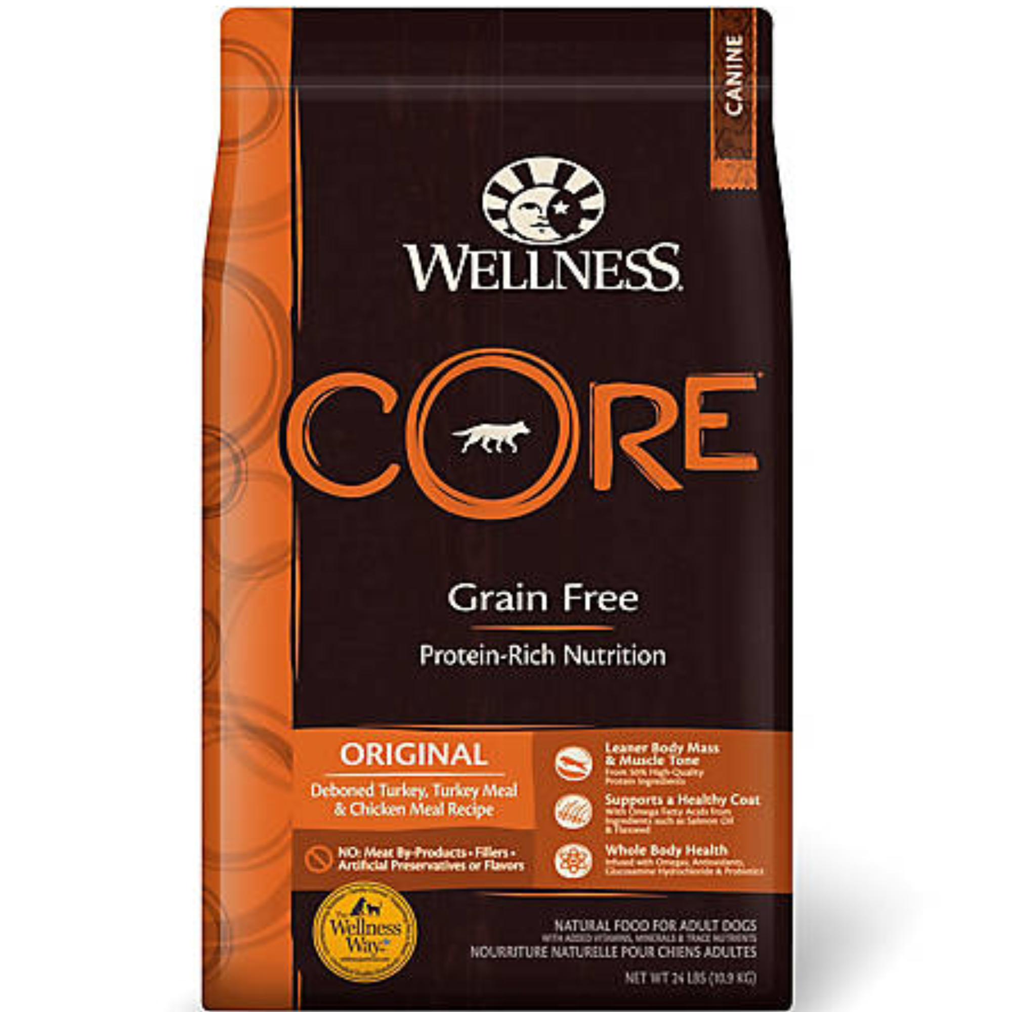 Wellness Core Original GF Dog Food