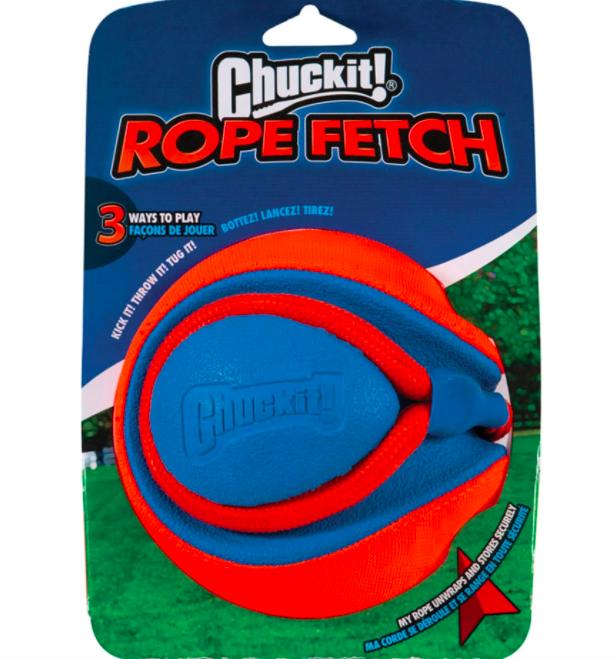 Chuckit! CHUCKIT ROPE FETCH
