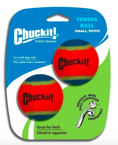 Chuckit! CHUCKIT! MINI BALLS 2 PACK