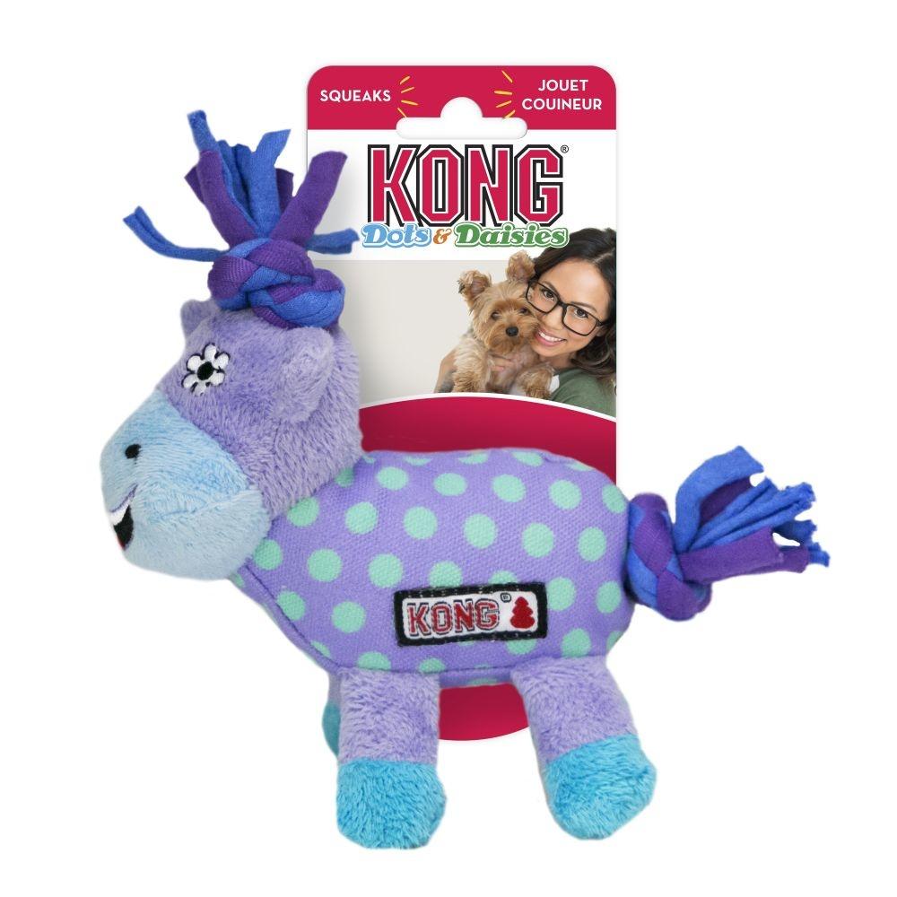KONG KONG DOT&DAISIES COW XS