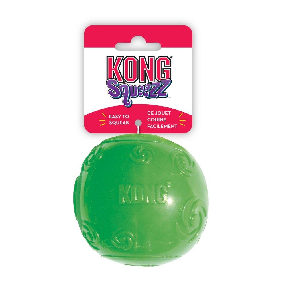 KONG SQUEEZZ BALL LG              24