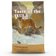 TASTE OF THE WILD Canyon River GF Trout &Salmon Dry Cat Food