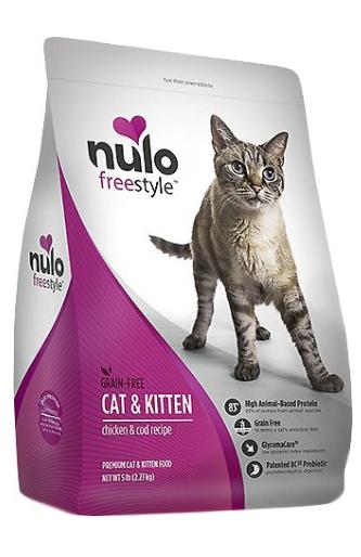 NULO Freestyle GF Cat & Kitten Dry Cat Food