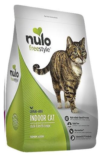 NULO Freestyle GF Indoor Dry Cat Food