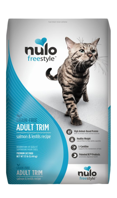 NULO Freestyle GF Adult Trim Dry Cat Food