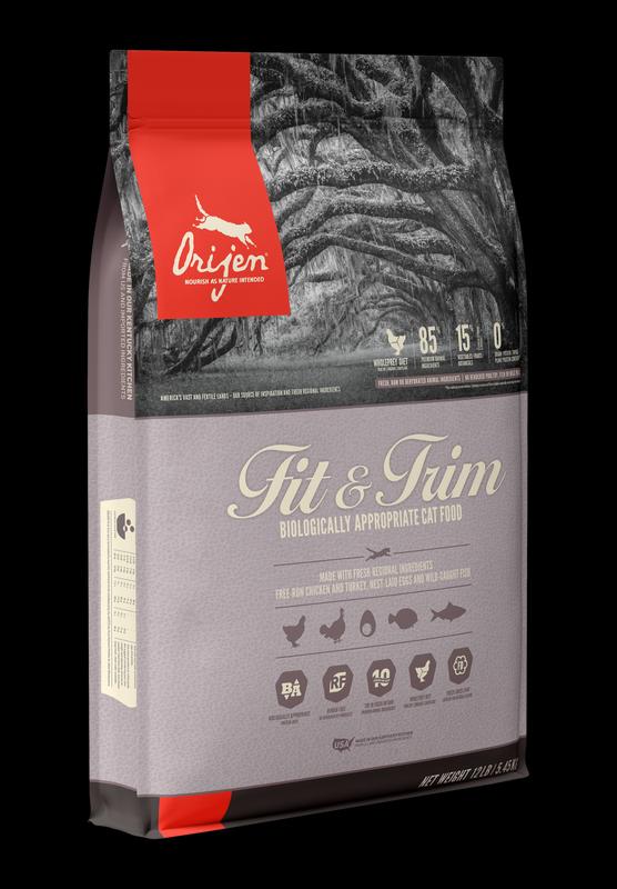 Orijen Fit &Trim GF Dry Cat Food