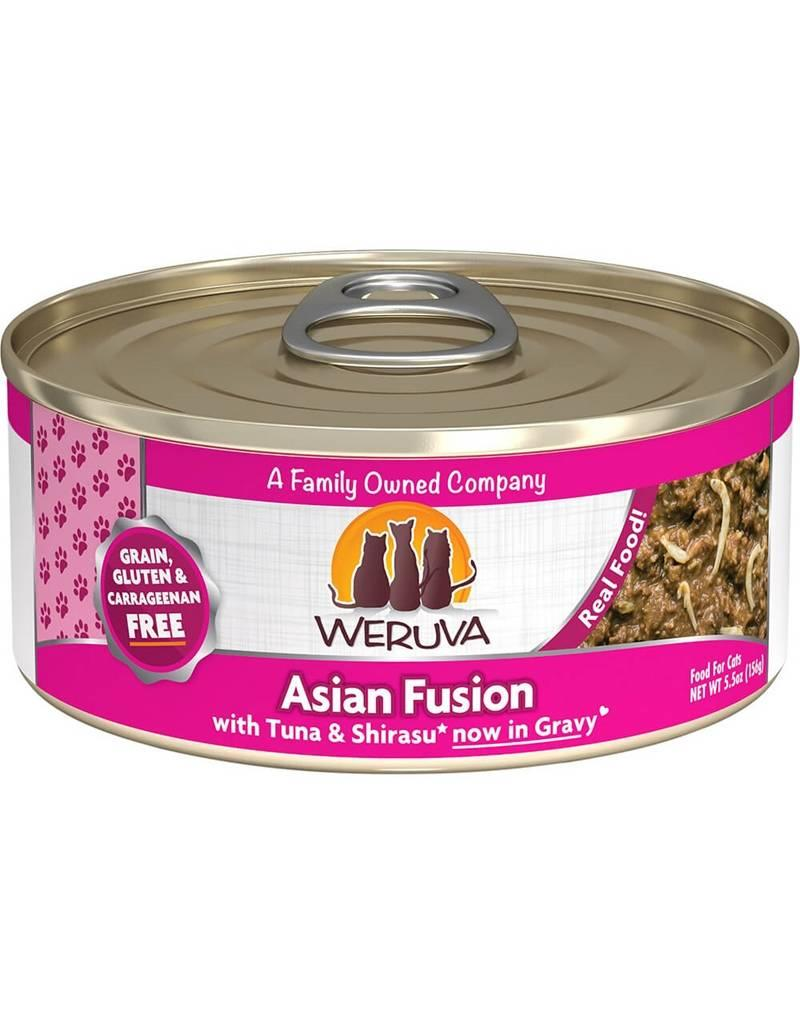 WERUVA Weruva Asian Fusion 5.5oz Canned Cat Food CS24