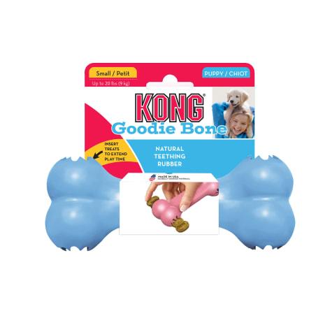 KONG Goodie Bone Treat Insert Teething Rubber