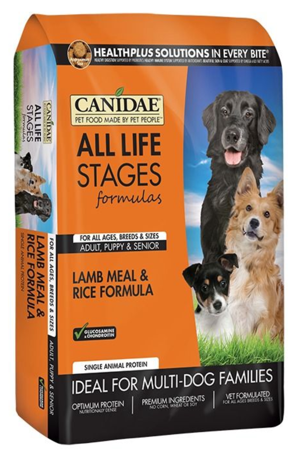Canidae A.L.S Lamb & Rice Dog Food
