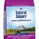 NATURAL BALANCE Sweet Potato & Venison Formula GF Dog Food