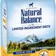 NATURAL BALANCE Potato & Duck Formula GF Dog Food