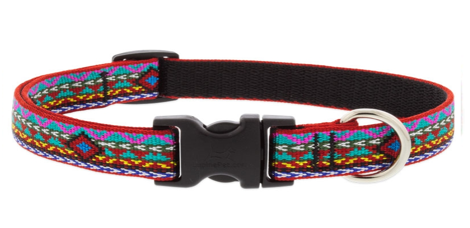 LUPINE El Paso Dog Collar