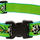 LUPINE Panda Land Dog Collar