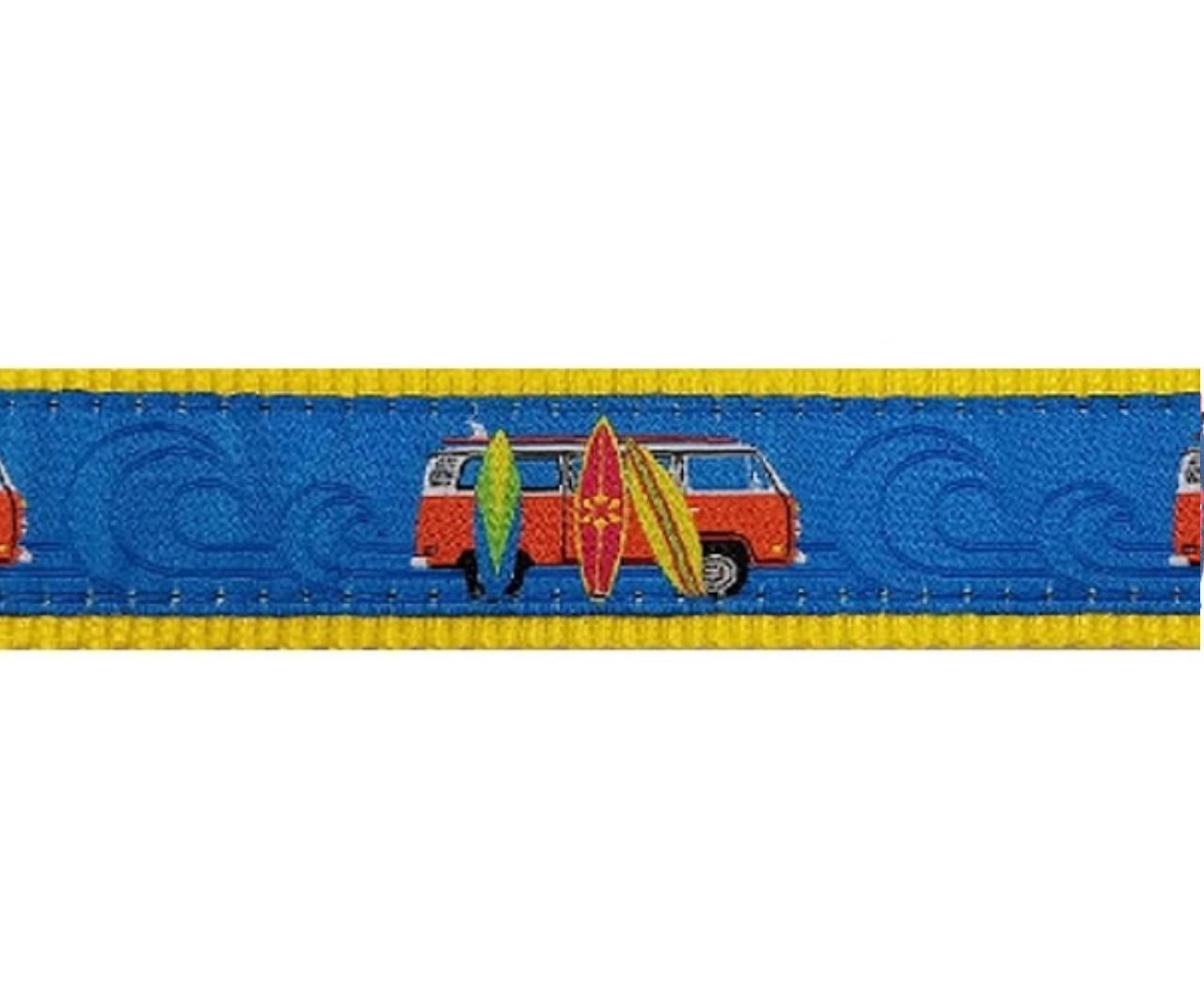PRESTON Surfboard Dog Collar